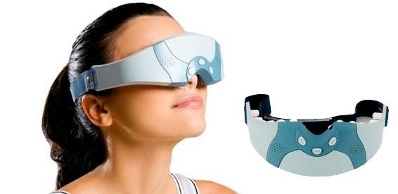 Массажер для глаз IS 360 поможет избавиться от мигрени