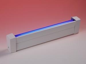 Обеззараживающий ультрафиолет кварцевой лампы