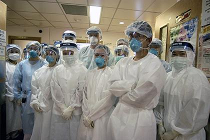 В китайском городе Юймэнь объявлен карантин из-за случая легочной чумы