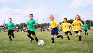 Приучаем ребенка к спорту