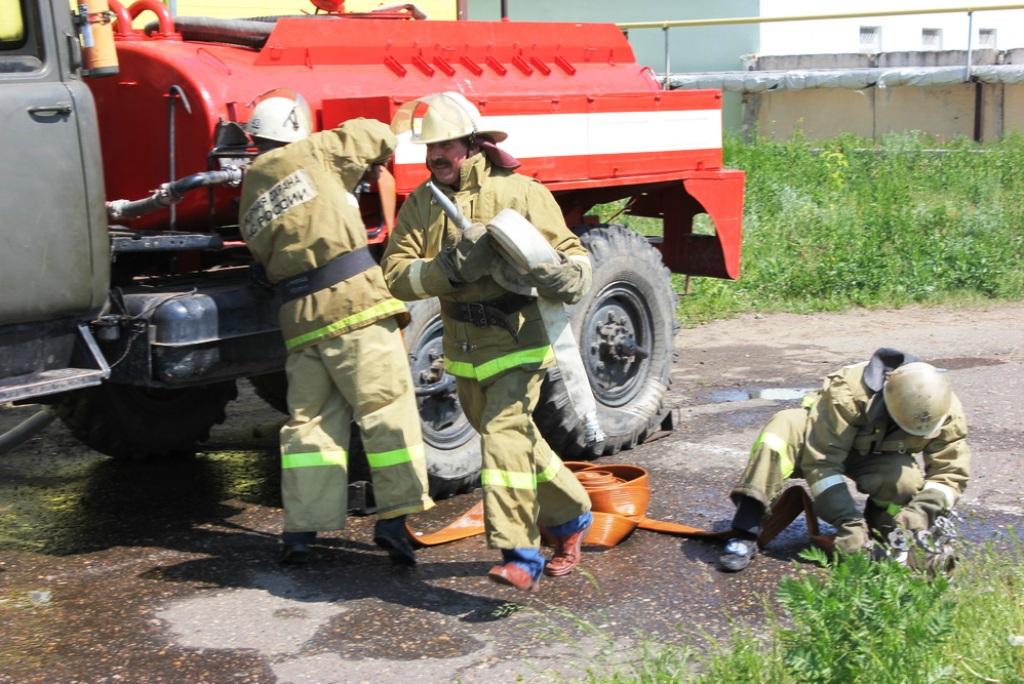 Пожары в Чебоксарах