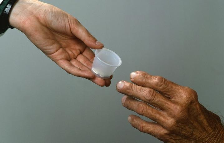 Программа для google glass, поможет страдающим болезнью паркинсона