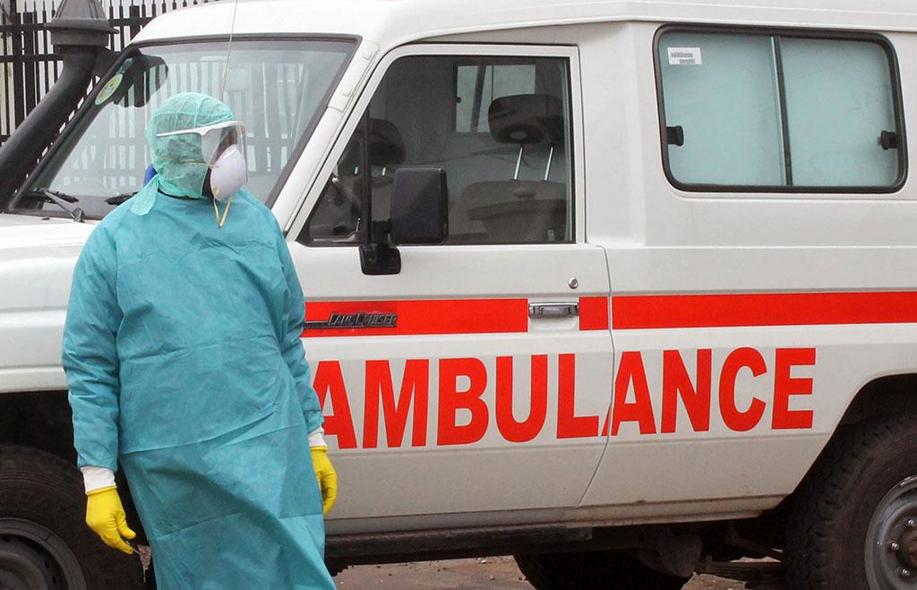Сотрудник ВОЗ заразился лихорадкой Эбола
