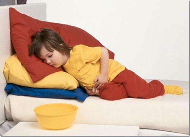 Питание детей при кишечных инфекциях: советы