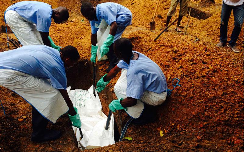 На черном рынке продают кровь выживших после лихорадки Эбола