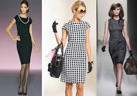Платье футляр – отличное решение для любой женщины