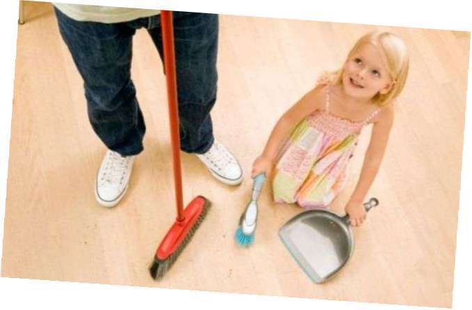 Как приучить ребенка самостоятельности