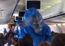 Эпидемия Эбола: неудачная шутка американца лишила его отдыха на морском курорте