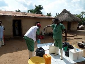Россия выделила на борьбу с Эболой почти 800 миллиардов рублей