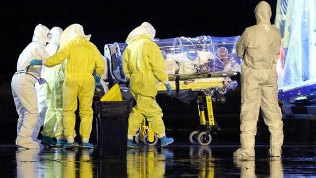 Число зарегистрированных случаев лихорадки Эбола приблизилось к 10000