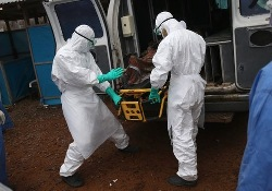 Эпидемия лихорадки Эбола: опасной болезнью заразился телеоператор