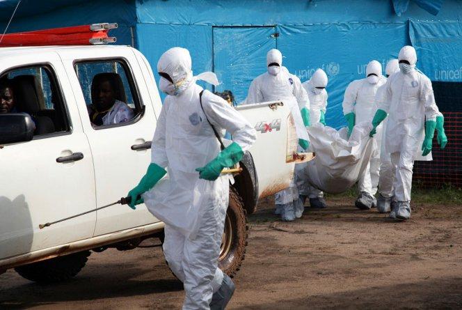 Вирус Эбола под боком: в Сербии отправили на карантин 708 человек