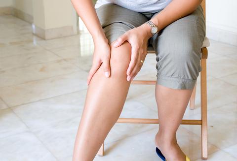 Замена коленного сустава у женщин