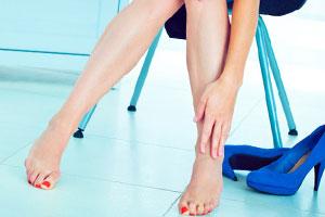 Если болят ноги