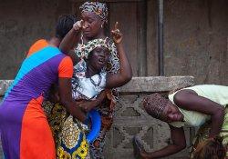 Лихорадка Эбола берет реванш: резкий рост заболеваемости в Сьерра-Леоне