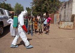 Лихорадка Эбола вернулась в Мали