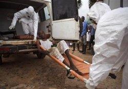 Эпидемия лихорадки Эбола: распространению болезни способствует голод