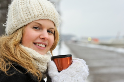 Как не простужаться зимой
