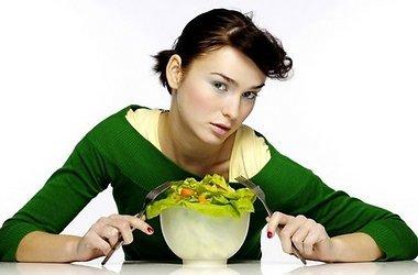 Салатная диета