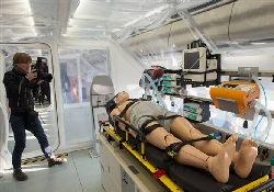 Эпидемия Эбола: доставку больных ускорит авиационная «скорая помощь»