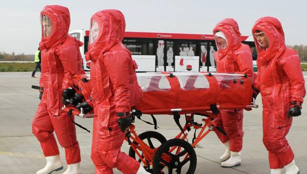 Скворцова: опасность проникновения в РФ вируса Эболы очень низкая