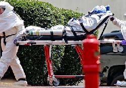 Состояние врача из Италии, больного лихорадкой Эбола, вызывает тревогу