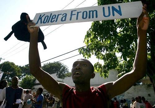 Суд в США отказал гаитянам в праве судить ООН за вспышку холеры