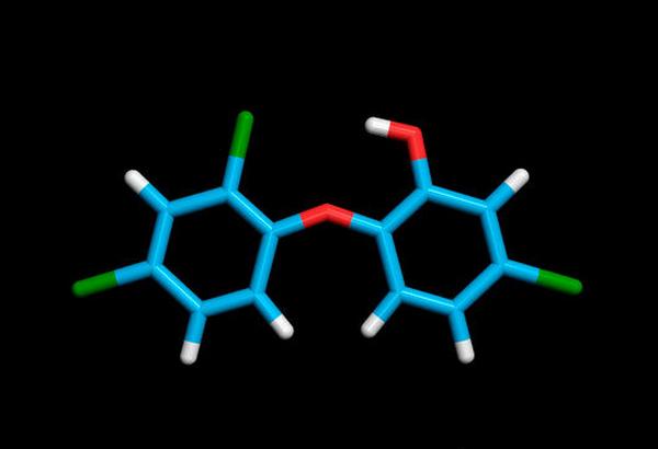 Ученые обнаружили новую антибактериальную молекулу