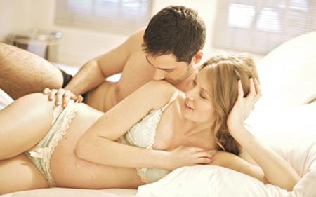 Беременность и интимная близость