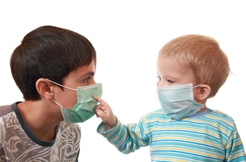 Если у ребенка грипп!