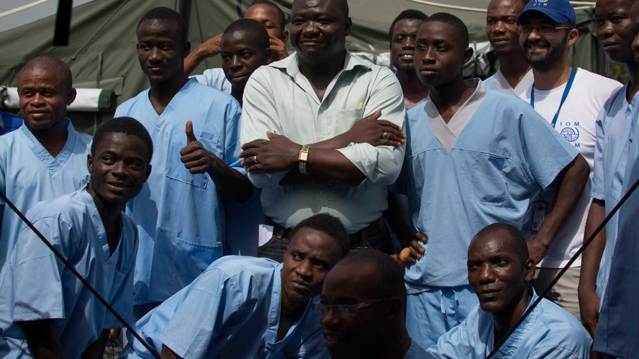 В Либерии призвали выздоровевших от Эболы отказаться от секса