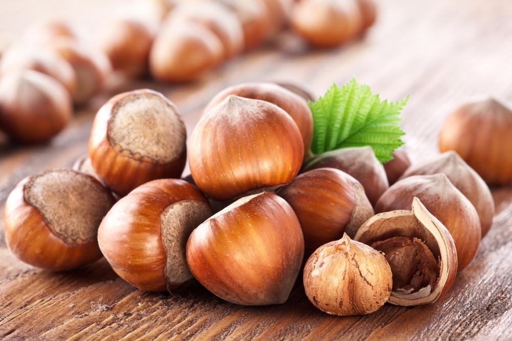 Фундук – как выбрать качественные орехи?