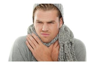 Боль в горле и простуда