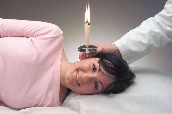 Противовоспалительные свечи из ушной серы