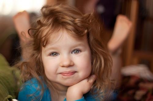Как укрепить волосы ребенку?