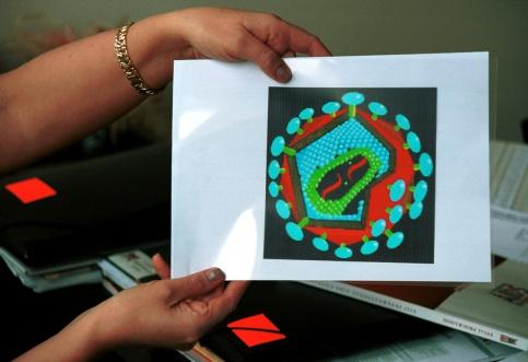 Число ВИЧ-инфицированных в Москве уменьшилось в 4 раза