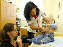Диспансеризация обязательна, если хотите сохранить здоровье ребенка