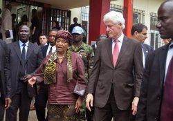 В Либерии закрываются специализированные клиники для больных лихорадкой Эбола