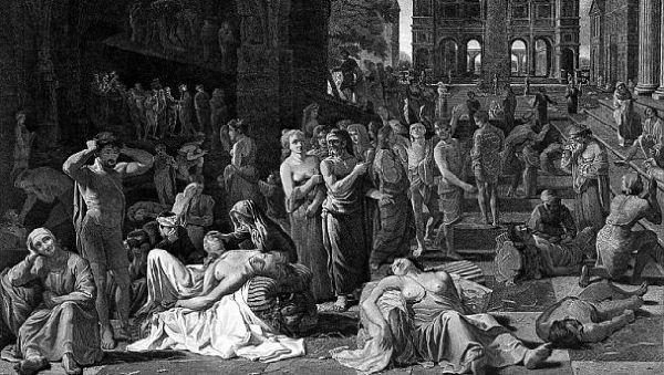 Первая в истории эпидемия лихорадки Эбола произошла еще 2 400 лет назад?