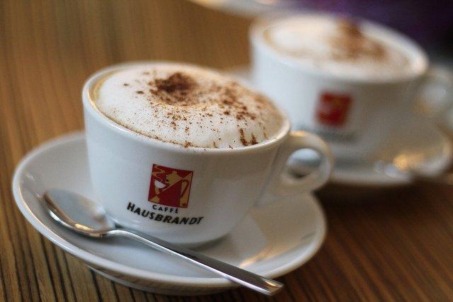 Кофе Hausbrandt. Кофейные автоматы в аренду