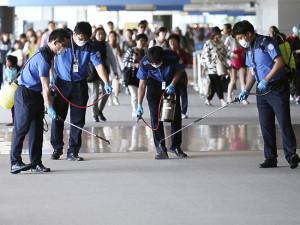 Две больницы в Южной Корее приостановили работу из-за коронавируса