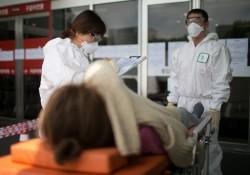 Атипичная пневмония в Южной Корее: ситуация ухудшается