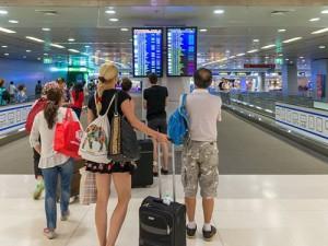 Российские аэропорты усилили контроль из-за ближневосточного коронавируса