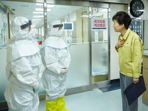 В Южной Корее скончался пятый больной вирусом MERS, зафиксированы 14 новых случаев