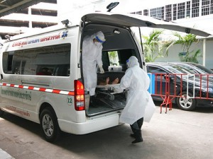 Единственный пациент c MERS в Таиланде выздоровел