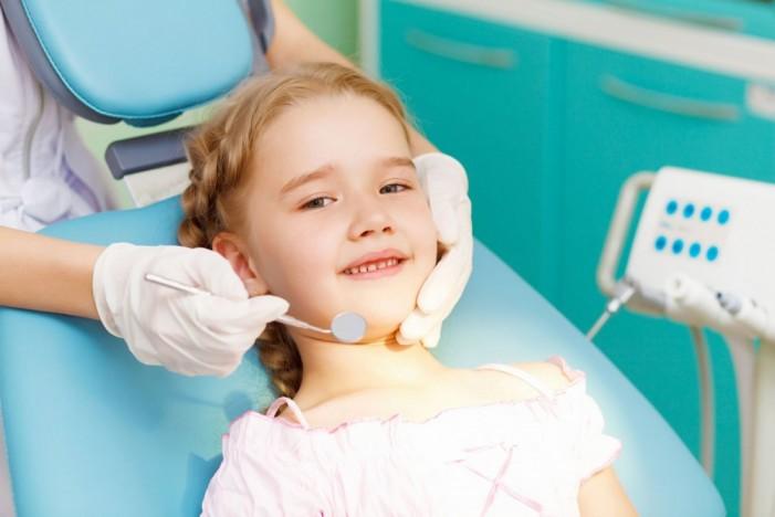 Здоровые зубки вашего ребенка