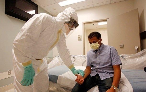 В Японии на подозрение заражения Эболой госпитализировали мужчину