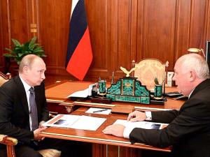 Глава «Ростеха» Чемезов попросил у Путина монополию на закупки лекарств от ВИЧ и туберкулеза