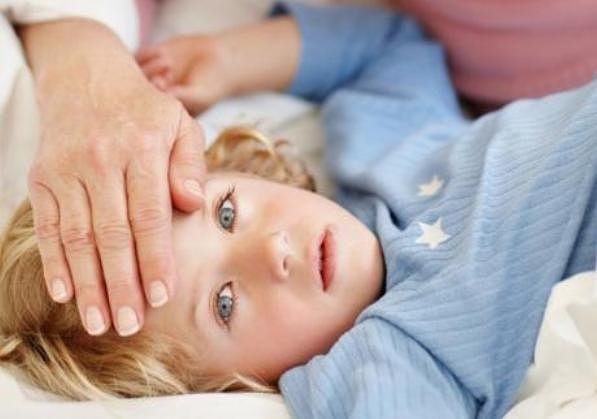 Головная боль у деток
