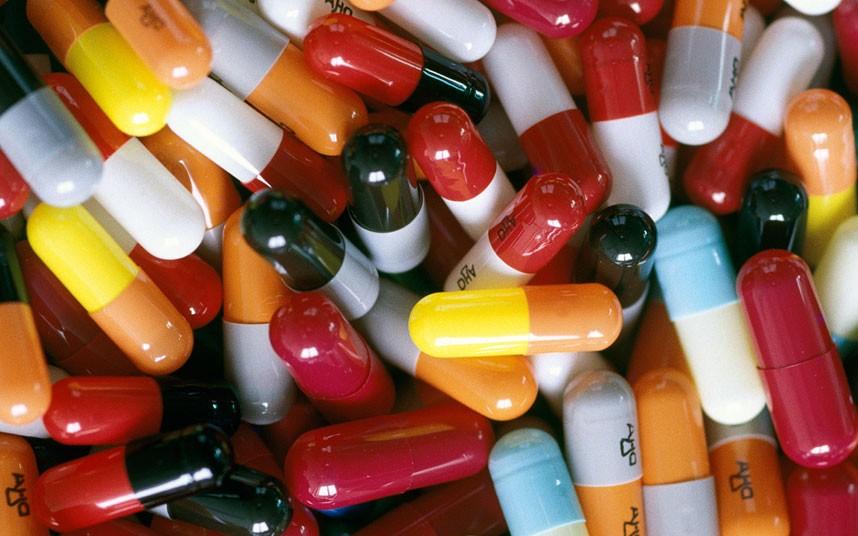 Применение антибиотиков при акне